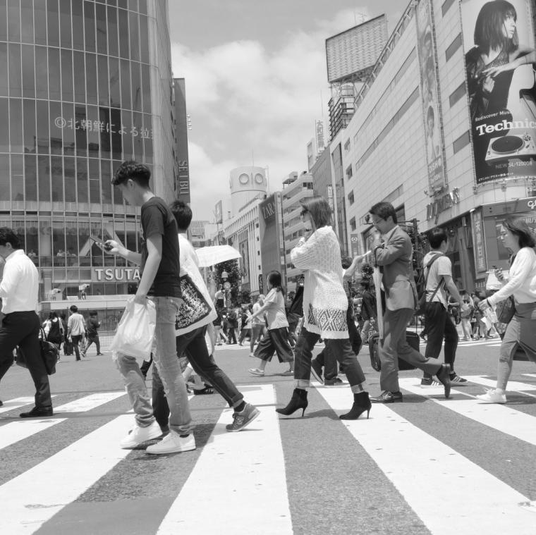 Tokyo _ street photo