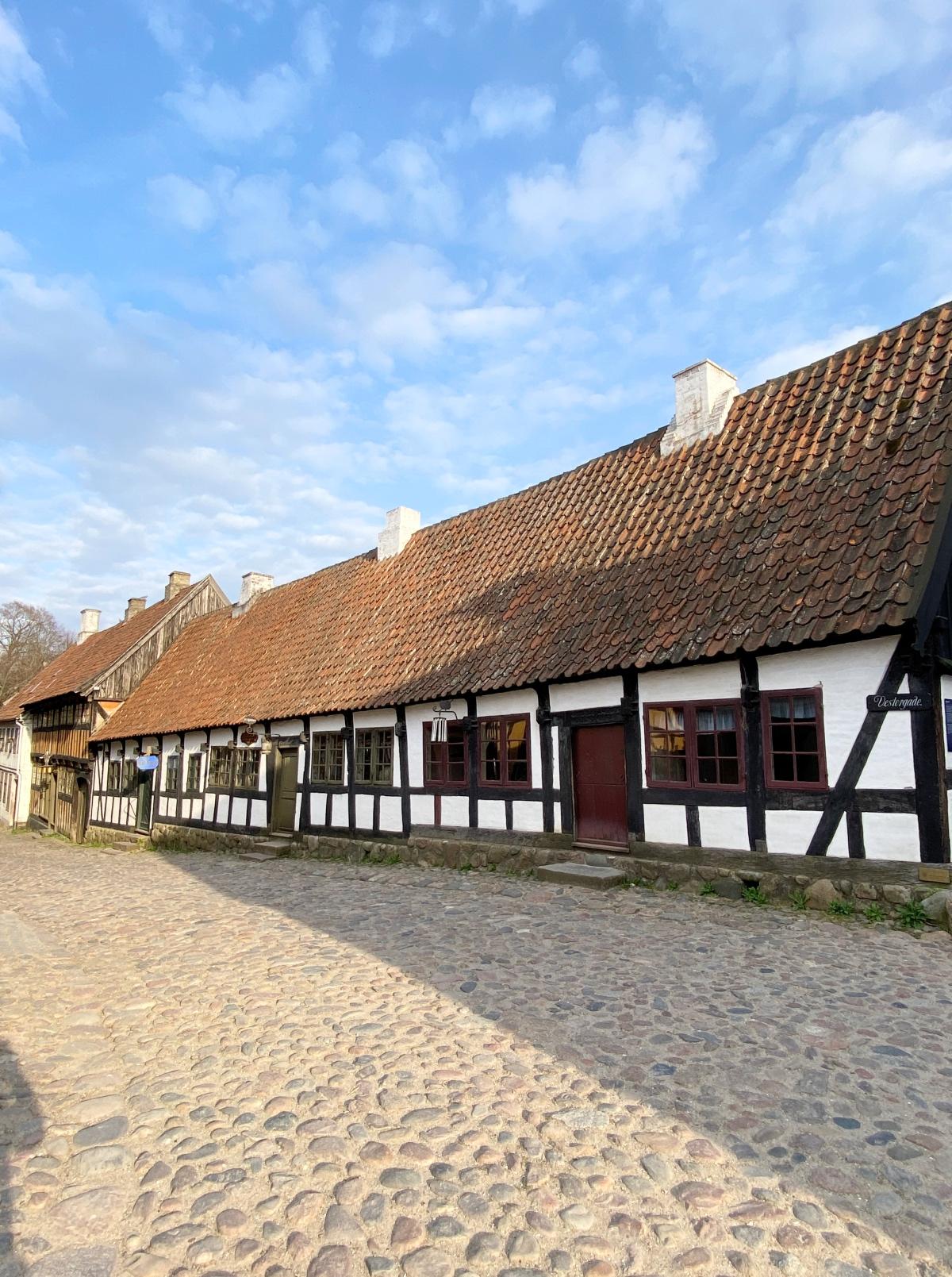 Aarhus lempipaikat Den Gamle By 1