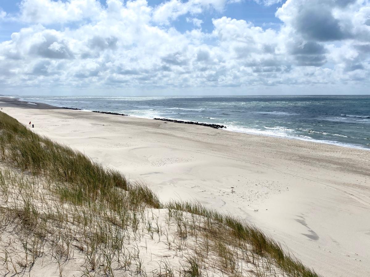 Hvide Sande Beach Denmark