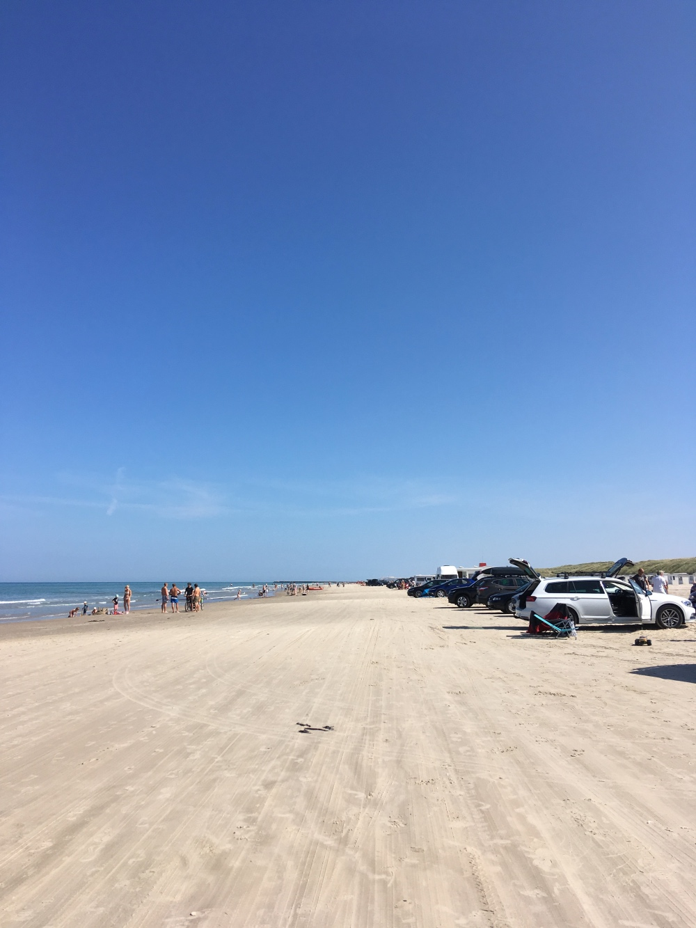 Løkken beach Denmark