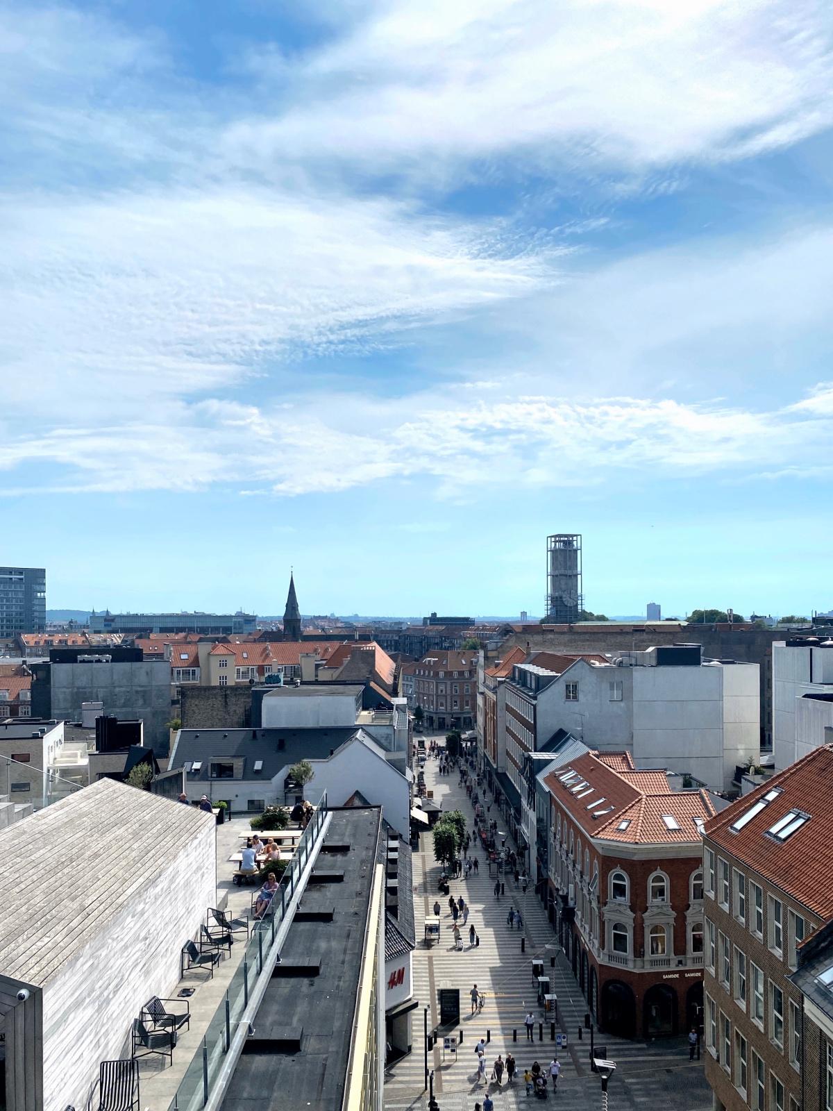 Salling Rooftop Aarhus Denmark