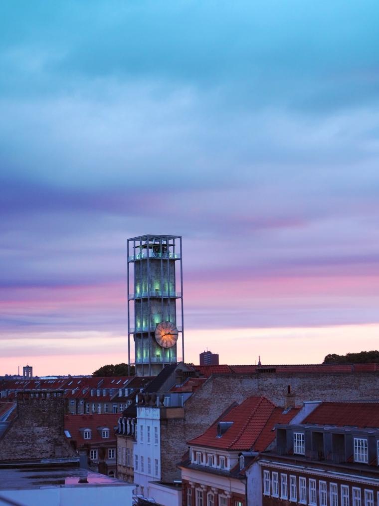 Sallying Roof Top Aarhus Denmark