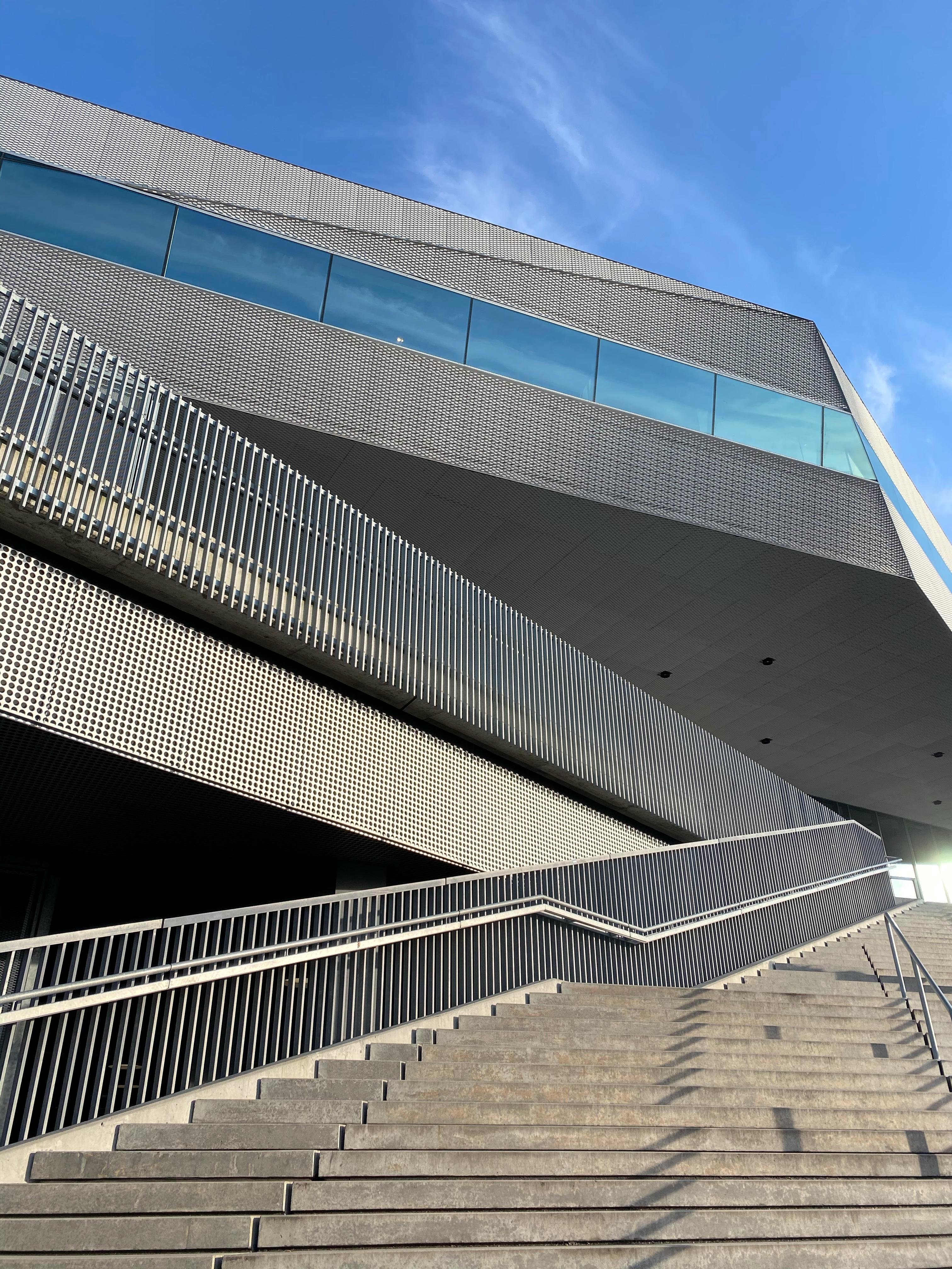 DOKK1 Bibliotek Aarhus Denmark