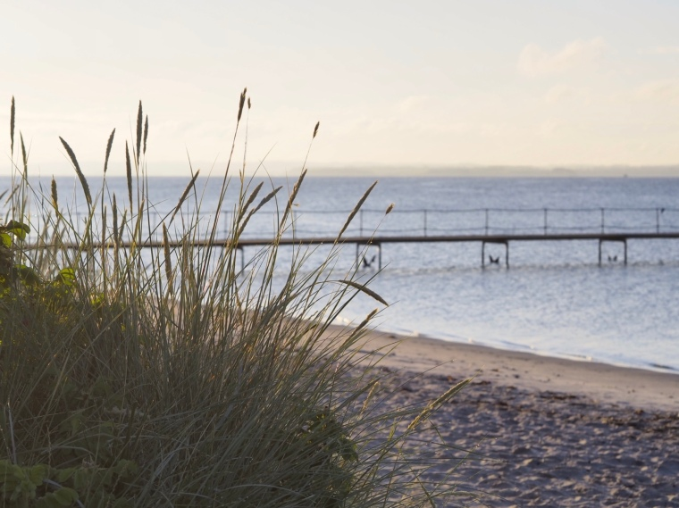 Risskov Beach Denmark